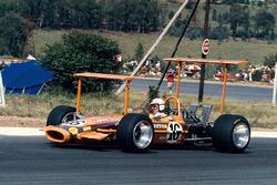 John Love, Team Gunston, Lotus 49 Ford