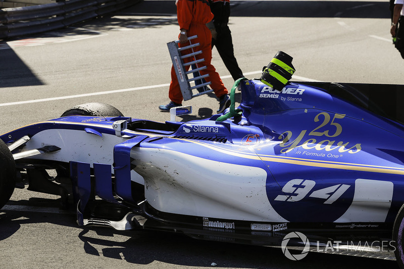 Monaco 2017: Pascal Wehrlein