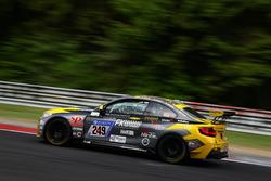 #249 FK Performance Motorsport, BMW M235i Racing: Yannick Mettler, Patrick Hinte, Michael Schrey, Marc Ehret