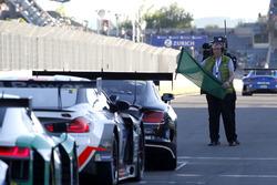 Bandiera verde per la Top30 Qualifying