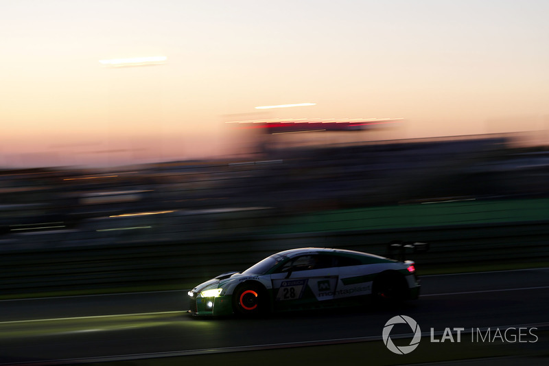№28 Audi Sport Team Land-Motorsport, Audi R8 LMS