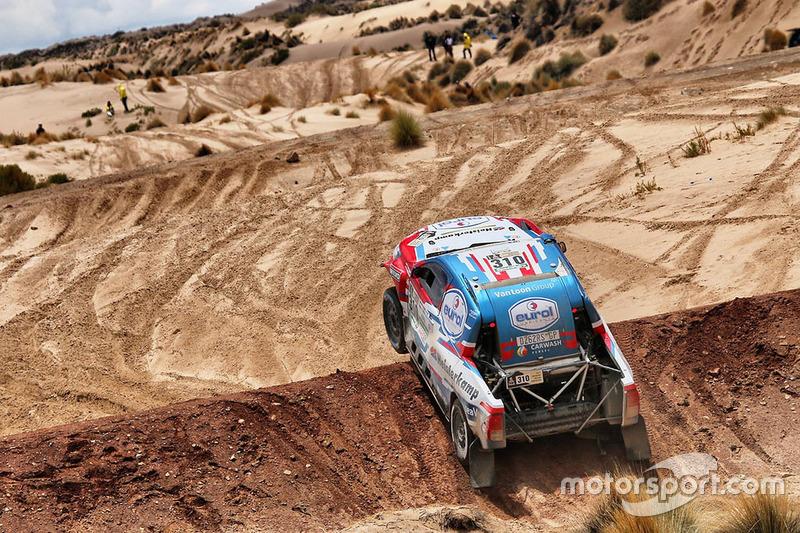 #310 Toyota: Erik van Loon, Wouter Rosegaar
