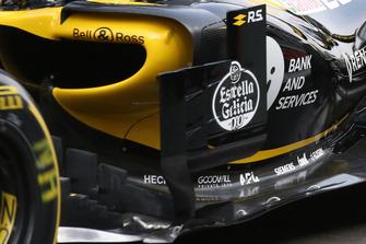 Renault R.S. 18 van Nico Hulkenberg