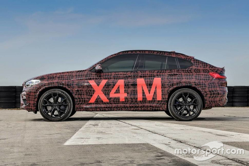 BMW X4 M 2019 року