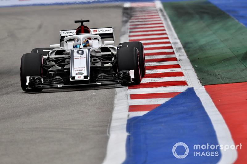 10. Marcus Ericsson, Sauber C37