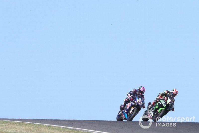 Джонатан Рей, Kawasaki Racing, Алекс Лоус, Pata Yamaha