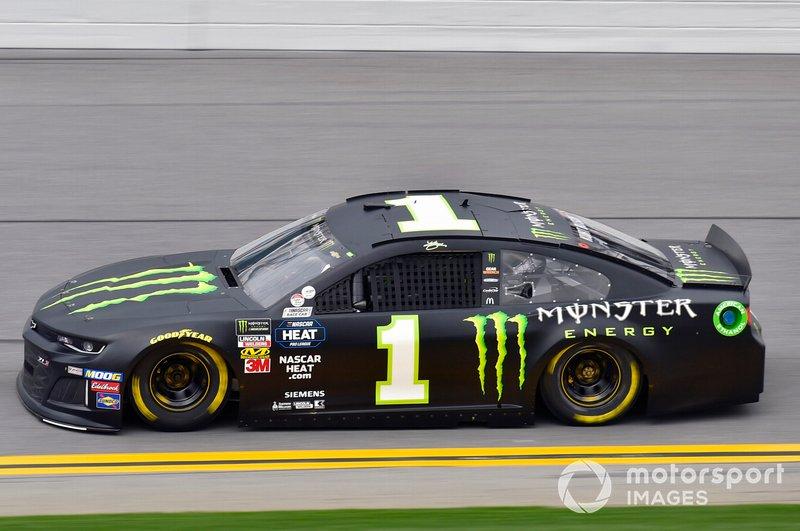 12. Kurt Busch, Chip Ganassi Racing, Chevrolet Camaro Monster Energy