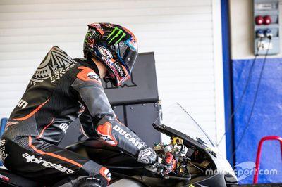 Construcción equipo Ducati