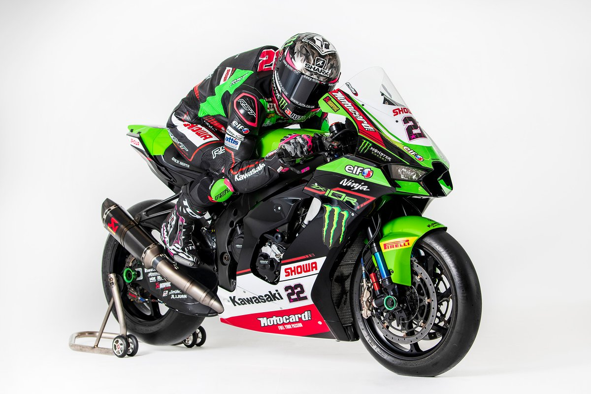 Alex Lowes, Kawasaki Racing Team WorldSBK