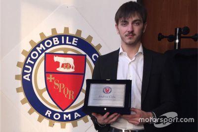 Annuncio Automobile Club di Roma