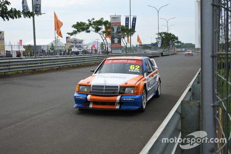 Ahmad Fadillah, Fastron Jakarta Ban, ETCC 2000