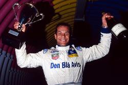 Race winner Jason Watt