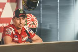 Press Conference, Valentino Rossi, Jorge Lorenzo, Ducati Team