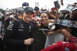 Валттері Боттас, Mercedes AMG F1, уболівальник