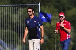 Felipe Nasr, Cetilar Villorba Corse and Miguel Molina, JMW Motorsport