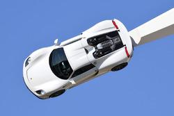 La sculpture Porsche