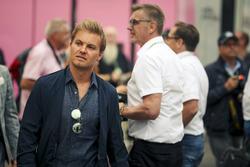 Nico Rosberg, Mercedes-Benz ambassadeur