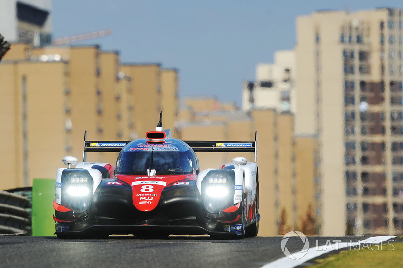 1. LMP1: #8 Toyota Gazoo Racing, Toyota TS050-Hybrid