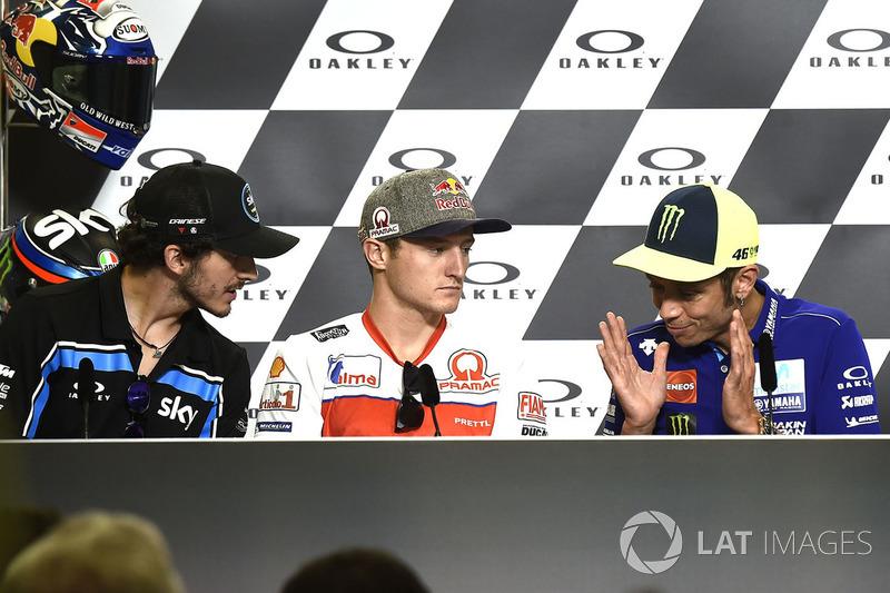 Jack Miller, Pramac Racing, Valentino Rossi, Yamaha Factory Racing