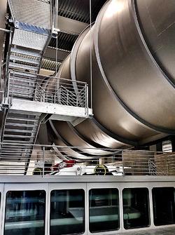 Sauber -Windtunnel