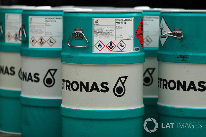 Combustible de Petronas