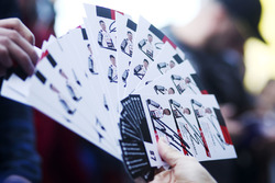Toyota autograph cards