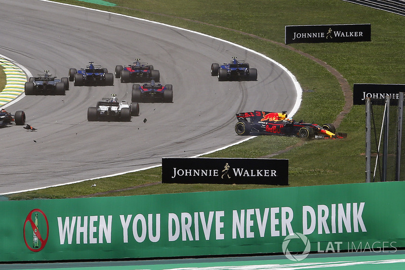 Даніель Ріккардо, Red Bull Racing RB13, Стоффель Вандорн, McLaren MCL32