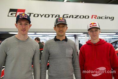 Annonce de Toyota Racing
