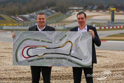 Nurburgring pist düzeni tanıtımı