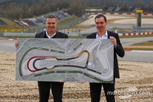 Nurburgring layout unveil