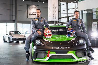 Presentation Team Centri Porsche Ticino