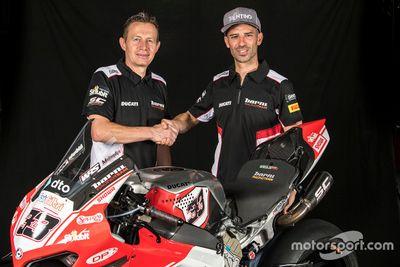 Barni Racing Team announcement