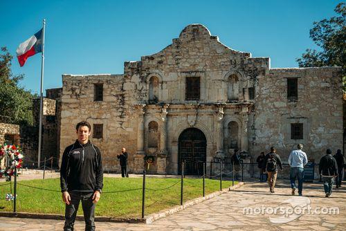 IndyCar CLASSIC centro de Texas