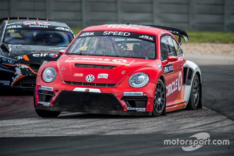 Скотт Спід, Volkswagen Motorsport