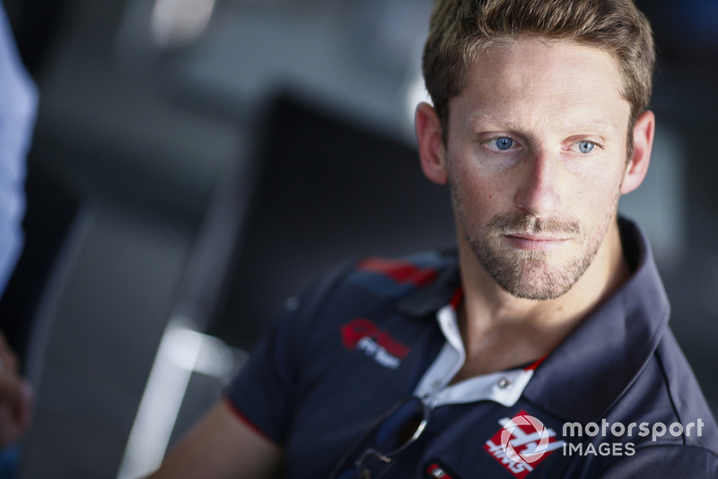 Romain Grosjean (2018, 32 jaar)