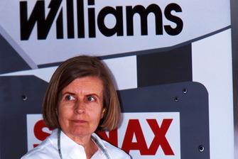 Virginia Williams, Ehefrau von Frank Williams