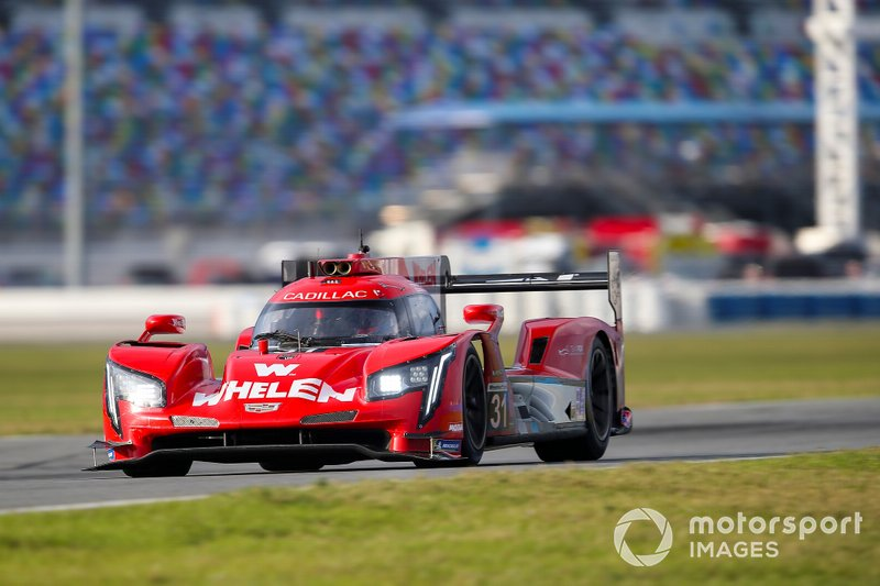 #31 Whelen Engineering Racing, Cadillac DPi (DPi)