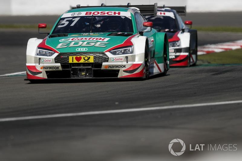 12. Nico Müller, Audi Sport Team Abt Sportsline, Audi RS 5 DTM