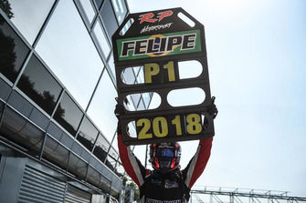 Felipe Drugovich comemora título da Euroformula F3 Open