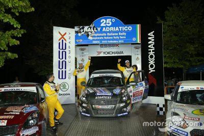 Suzuki Rally Trophy: Rally Adriatico