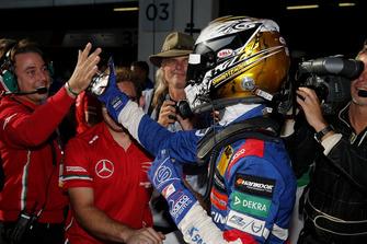 Le vainqueur Robert Shwartzman, PREMA Theodore Racing Dallara F317 - Mercedes-Benz