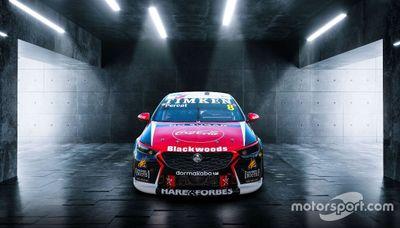 Brad Jones Racing livery launch