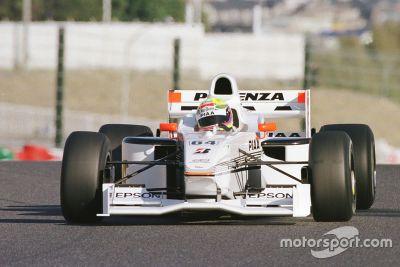Formula Nippon Suzuka test