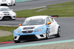 Josh Files, Target Competition, SEAT Leon Cup Racer