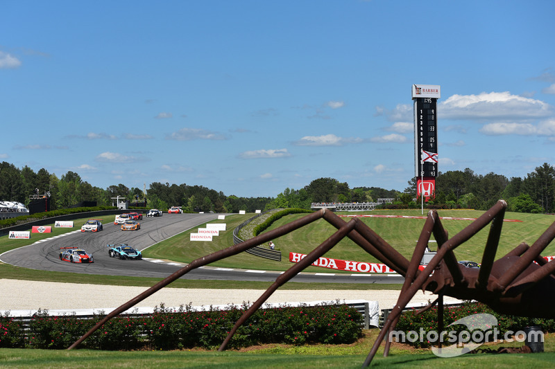 #23 M1 GT Racing, Audi R8 GT3: Walt Bowlin