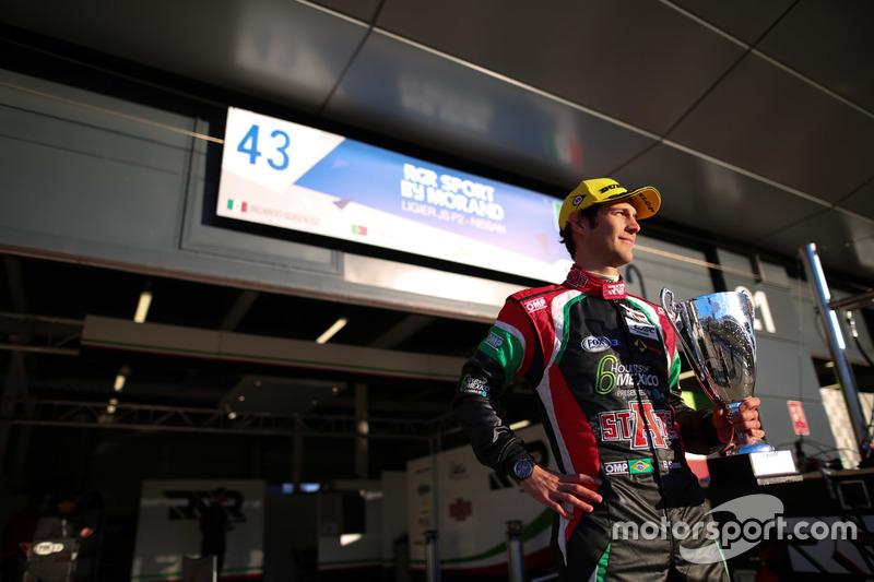 Bruno Senna venceu pela LMP2