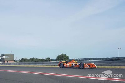 Pruebas Andretti Autosport