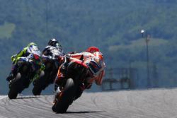 Jorge Lorenzo, Yamaha Factory Racing, Valentino Rossi, Yamaha Factory Racing, Marc Marquez, Repsol H