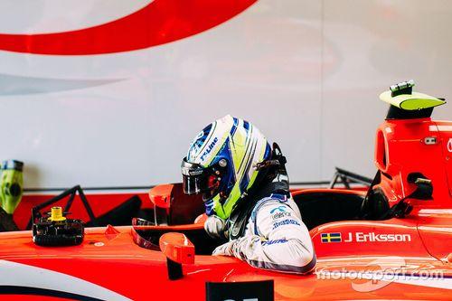 Test in Jerez, März