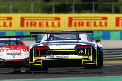 #26 Sainteloc Racing Audi R8 LMS GT3: Christopher Haase, Mike Parisy